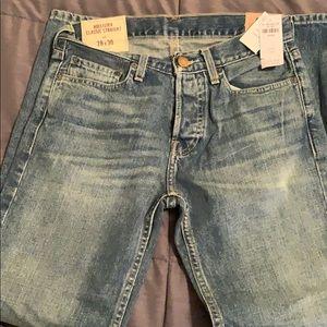 Brand new Junior boys Hollister jeans